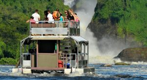 The Nile Launch Cruise in Murchison Falls National Park Uganda_600x327